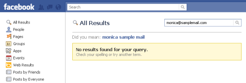 Facebook Search unable to find data from other og:<properties>